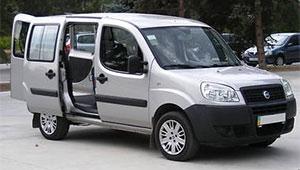 Междугороднее такси Донецка - Fiat Doblo