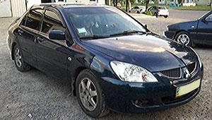 Междугороднее такси Харькова - Mitsubishi lancer