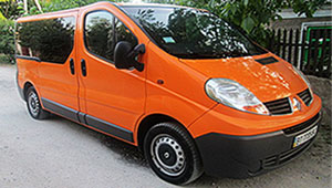 Междугороднее такси Херсона - Renault Trafic, 12 грн за 1 км