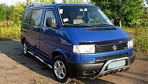 Междугороднее такси Кропивницкий - Volkswagen T4, 12 грн за 1 км