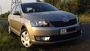 Междугороднее такси Кривой Рог - Skoda Octavia, 9 грн за 1 км