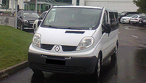 Междугороднее такси Львова - Renault Trafic, 12 грн за 1 км