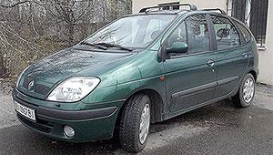 Междугороднее такси в Полтаве - Renault Scenic, 8 грн за 1 км