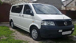 Междугороднее такси Сумы - Volkswagen Transporter, 12 грн за 1 км