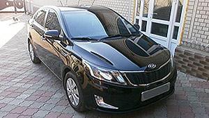 Междугороднее такси в Запорожье - Kia Rio, 8 грн за 1 км