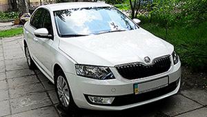 Междугороднее такси Запорожья - Skoda Octavia A7