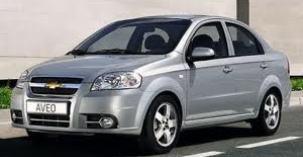 Автомобиль междугороднего такси ЭСКОРТ - Chevrolet Aveo