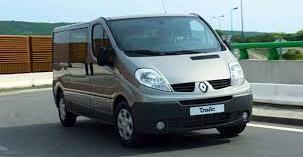 Автомобиль междугороднего такси ЭСКОРТ - Renault Trafic